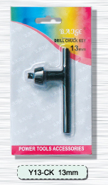 (Y13-CK) 13mm black key